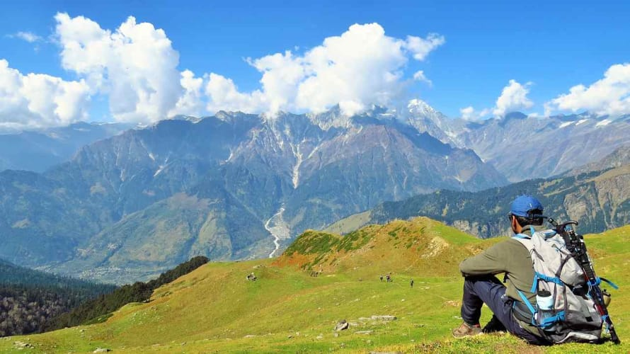 Kullu Manali Volvo Tour Package for 3 Nights!