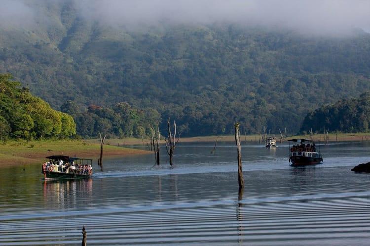 Splendours of Kerala