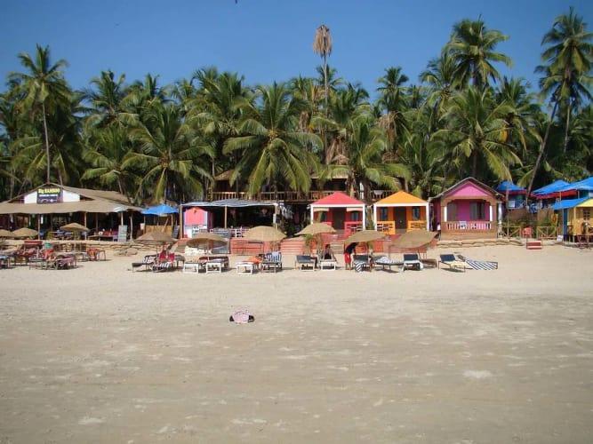 goa zuri white sands resort****