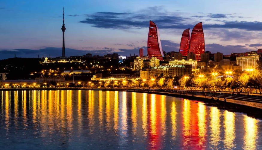 Baku - The City of Winds