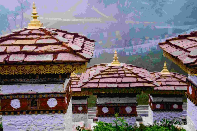Simply Bhutan Fly-N-Stay