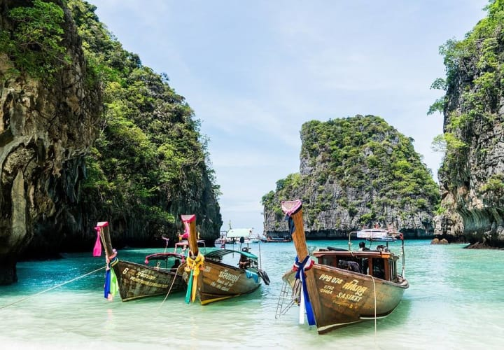 Thailand - 6 Nights in the land of party animals