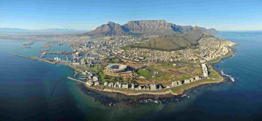 Discover the diverse region of South Africa : Travel from Mumbai