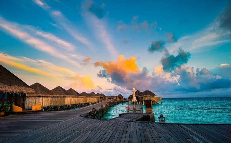 Sublime Holiday in Maldives - with Flight