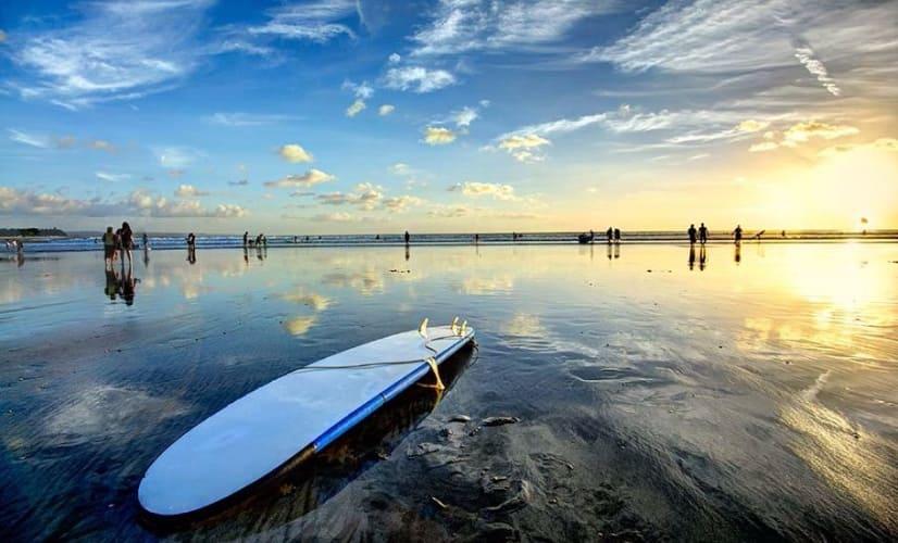 The Bali Holiday - Flight Ex Delhi or Mumbai