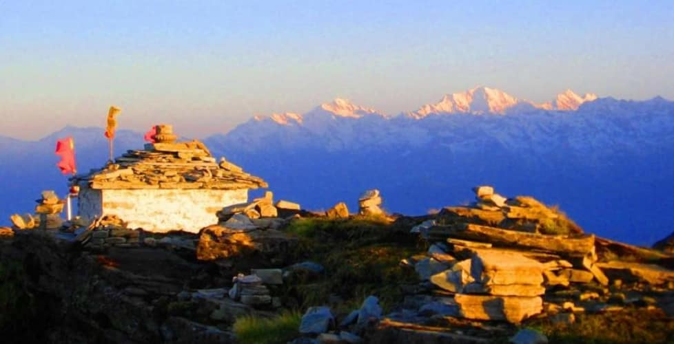 Chopta Chandrashila Weekend Trek - Trip from Delhi
