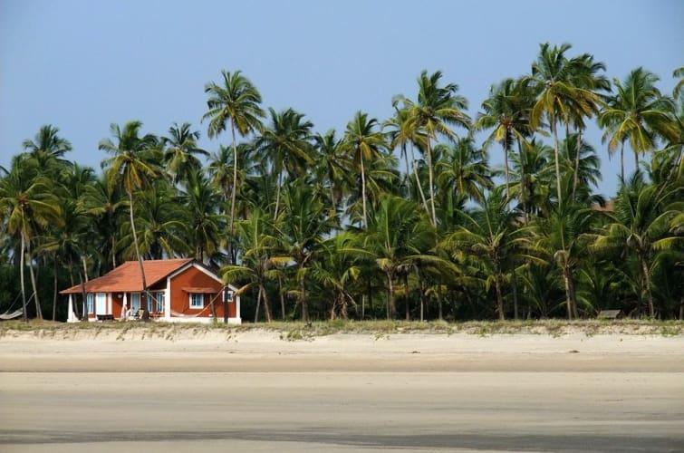 Thrilling Goa - Flights From Delhi
