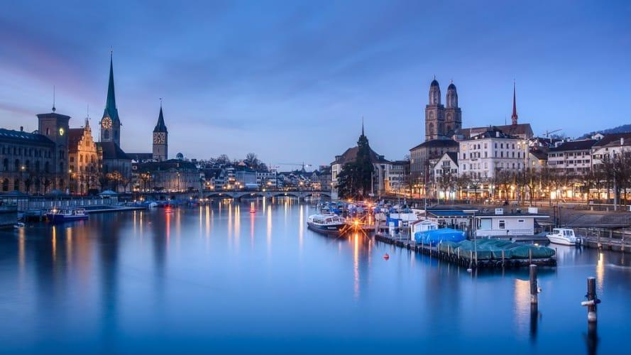 French Swiss Medley - Winter 2018 (ex-Mumbai)
