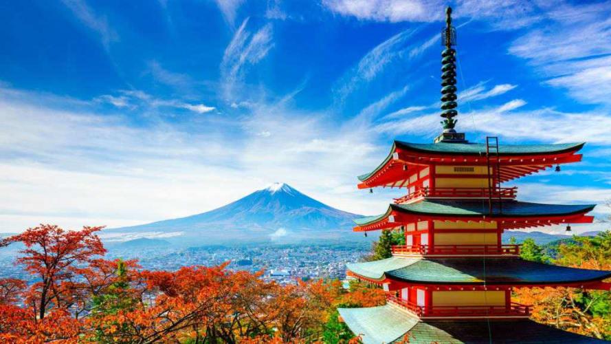 Getaway Goddess - Japan - with Flights