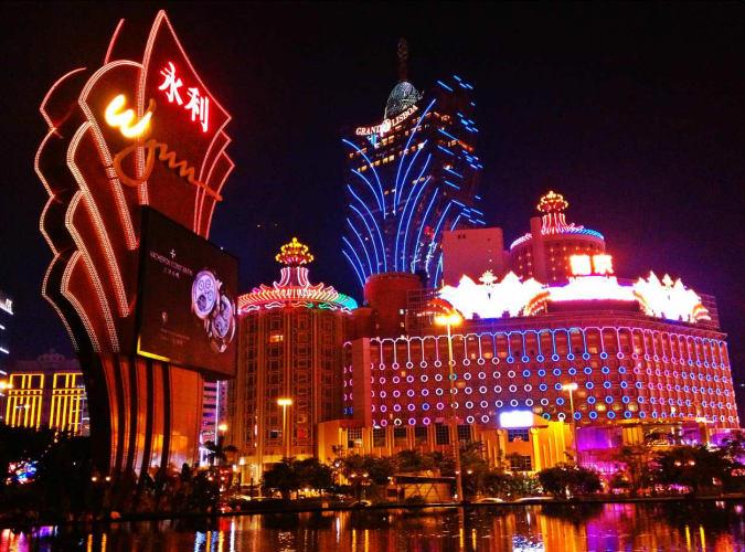 Hong Kong & Macau - Holiday in Fantasy World