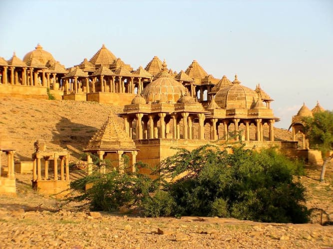 Jaisalmer Getaway - The Golden City of India