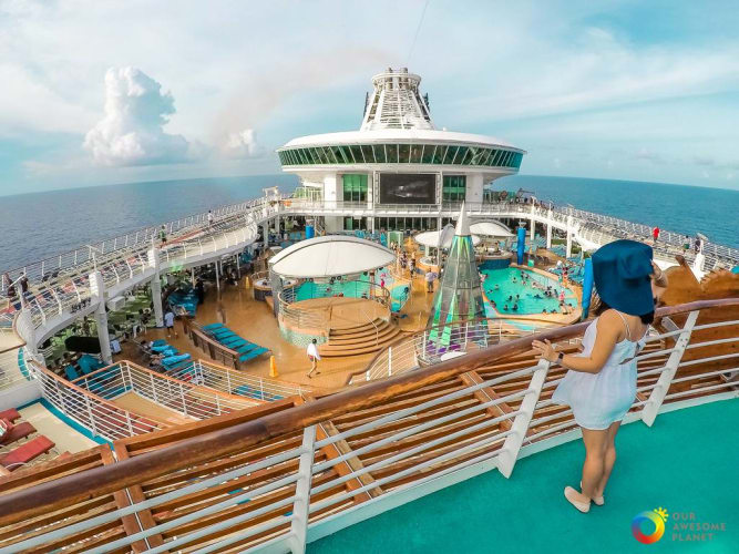 Cruising in Singapore & Malaysia on Royal Caribbean International - Kids Go Free!