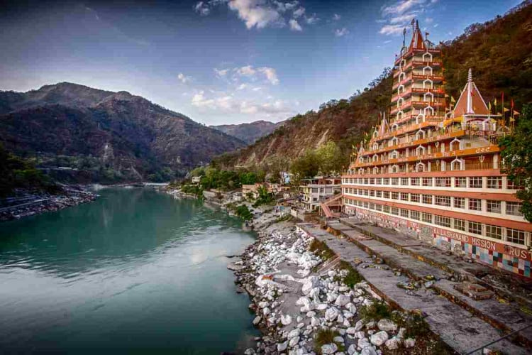 A Weekend in Rishikesh with Rafting; trip from Delhi