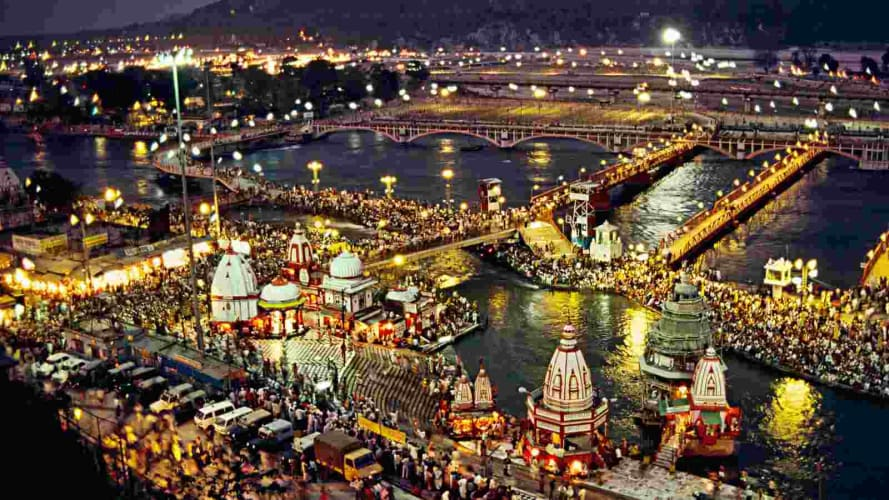 Char Dham Yatra to the Holy City - Travel from Haridwar