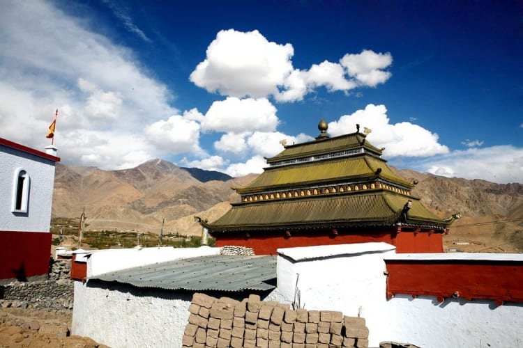 Srinagar to Manali Bike Trip via Ladakh