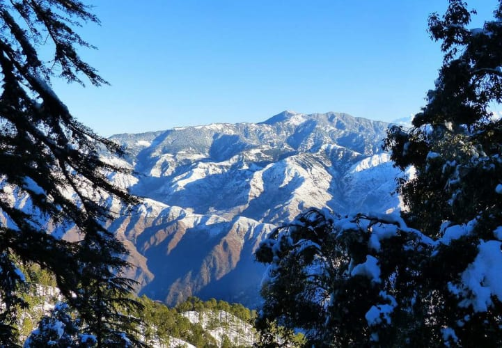 Nag Tibba Trek - The Peak with a View