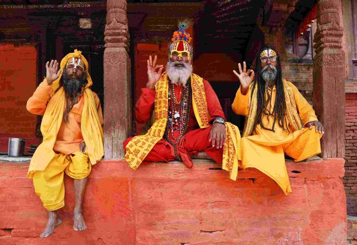 Spirit of the Kumbh Bathing Tour with Super Luxury Tent
