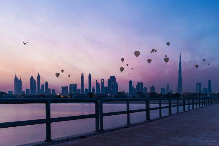 Simply Dubai Fully Loaded - Flights Ex Mumbai