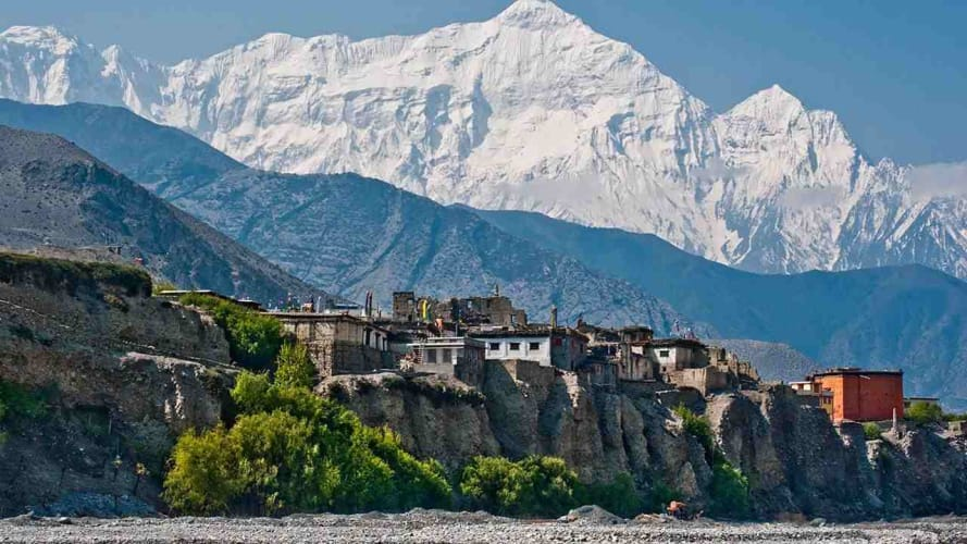 Getaway Goddesses - Nepal Delight