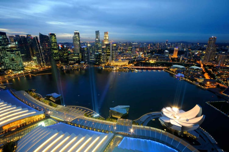 Singapore - The Lion City