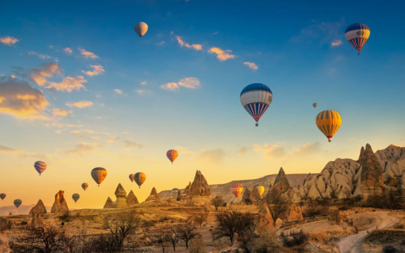 Splendour of Turkey - with Flights