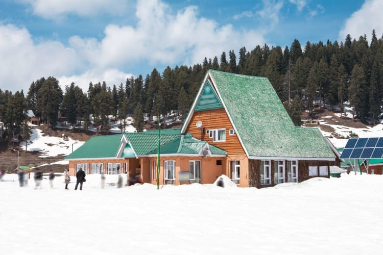 Kashmir Holiday - 5 Nights in Paradise