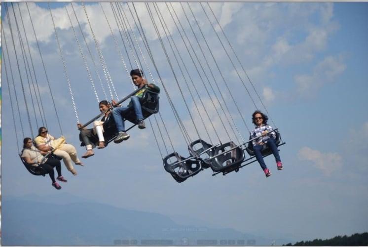 Adventure Resorts Amusement Park Kufri Package