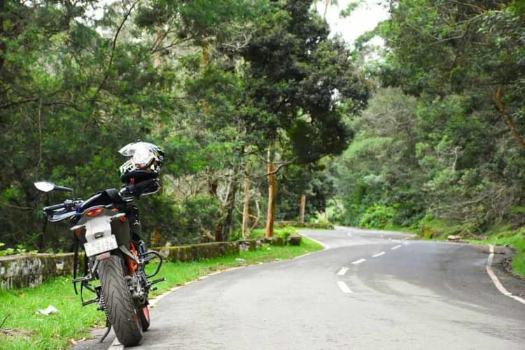 Adventurous Kerala Bike Tour - 8 Nights Package