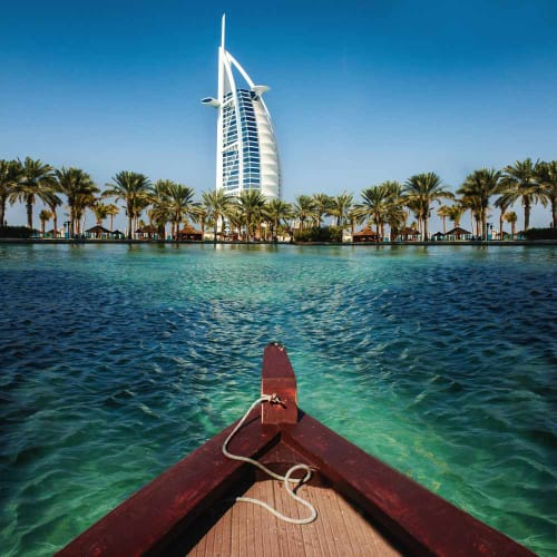 Dubai Escapade; 4 Nights of Bliss!