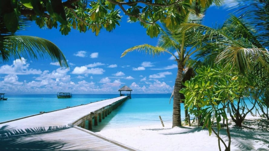 Best of Maldives: 5* Accommodation with Spa