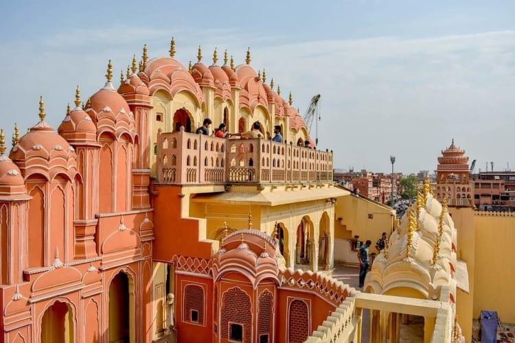 Rajasthan Motorbike Tour