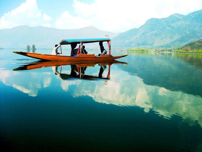 triden kashmir resort srinagar