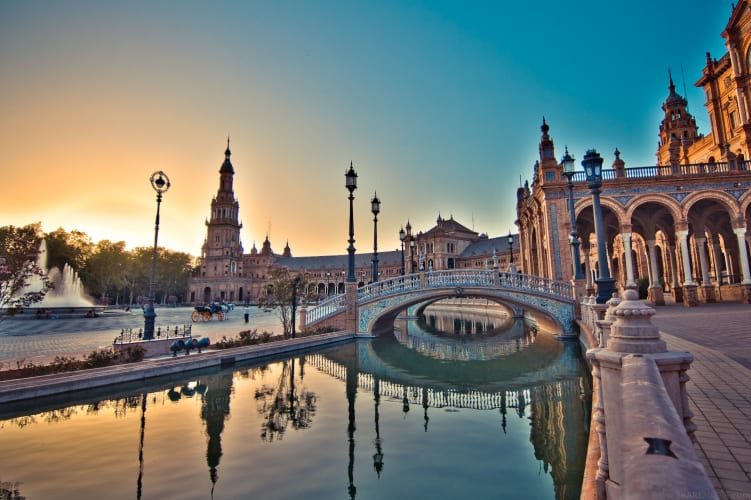 Scintillating Spain with Fly
