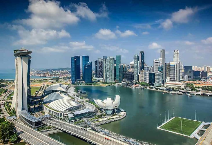Dream Holiday in Singapore with Dream Cruises