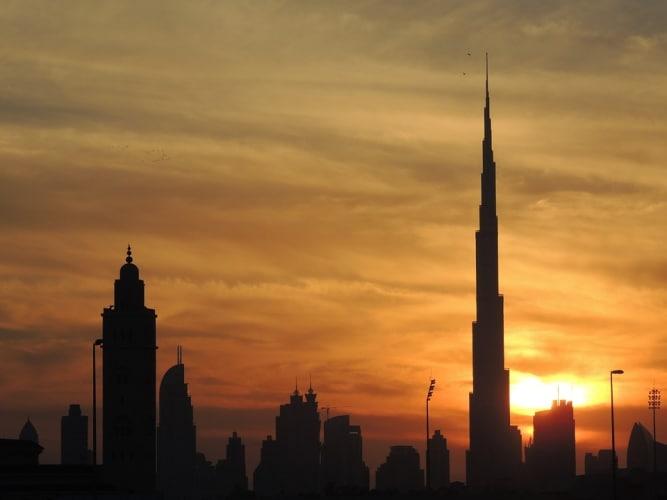 Dubai 4 Nights Holiday; Flights from Jaipur