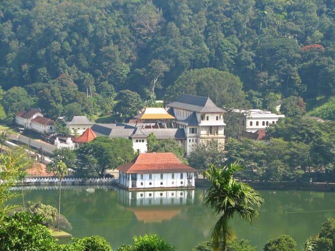 Romantic Holiday in Sri Lanka - Flights from Mumbai