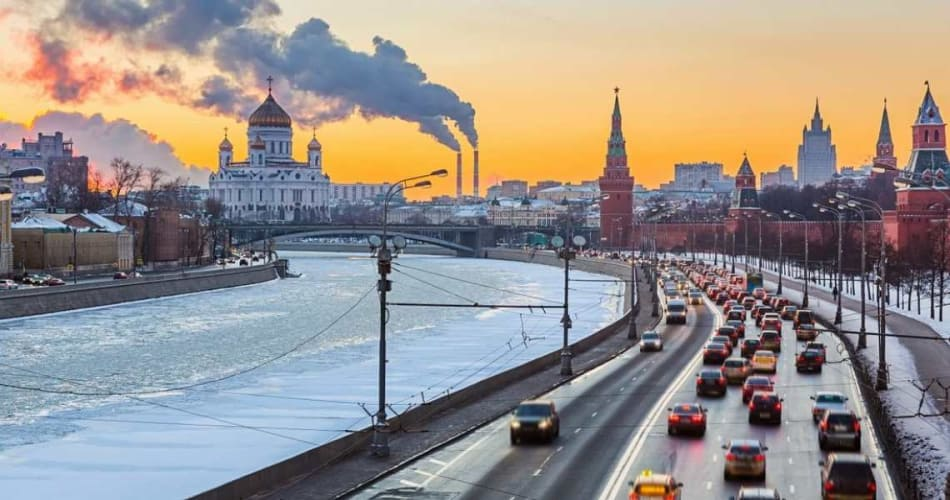 Getaway Goddess - Russia
