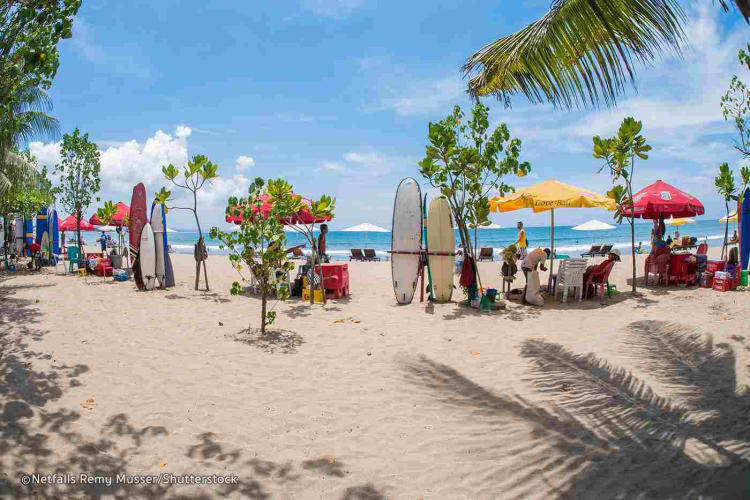 Discover the Best of Bali - Flights from Delhi