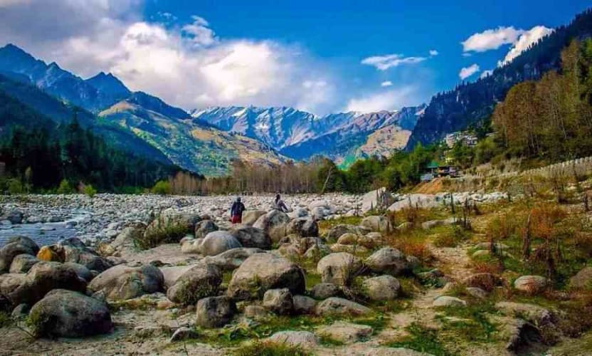 Manali Volvo Package; Bus from Delhi