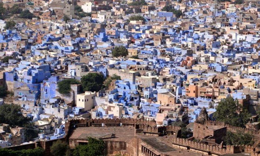 Rajasthan Desert Triangle