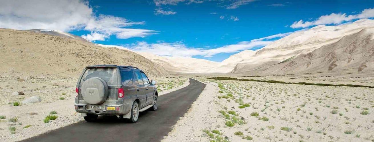 Exciting Road Trip adventure to Leh Ladakh - Ex Manali
