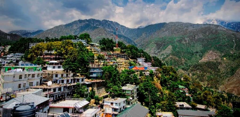 McLeodganj & Triund Trip Combo - Bus from Delhi