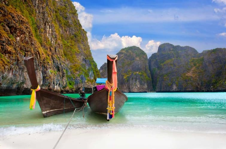 Thailand Highlights - Phuket and Krabi