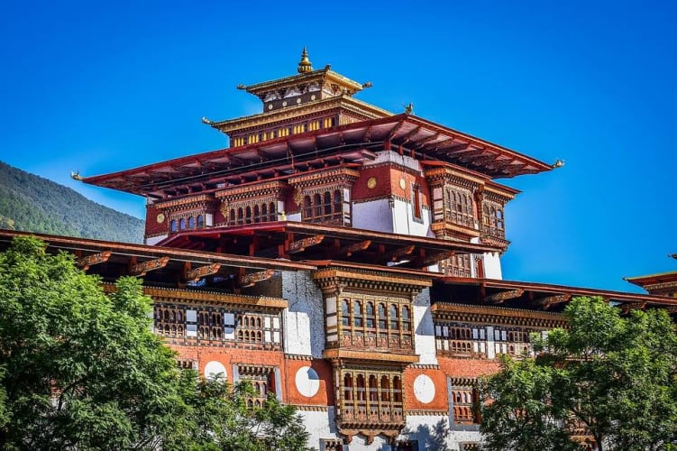 Astonishing Bhutan - Ex Bagdogra