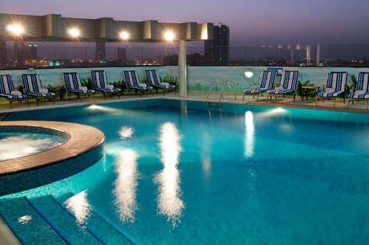 Glamorous Dubai - with Dubai Shopping Festival