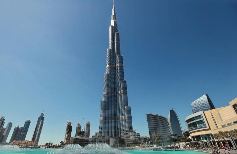 Fantastic Dubai Holiday