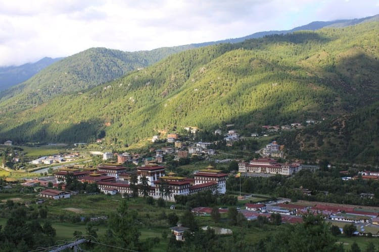 Bhutan Venture - 7 Nights in Magical Land