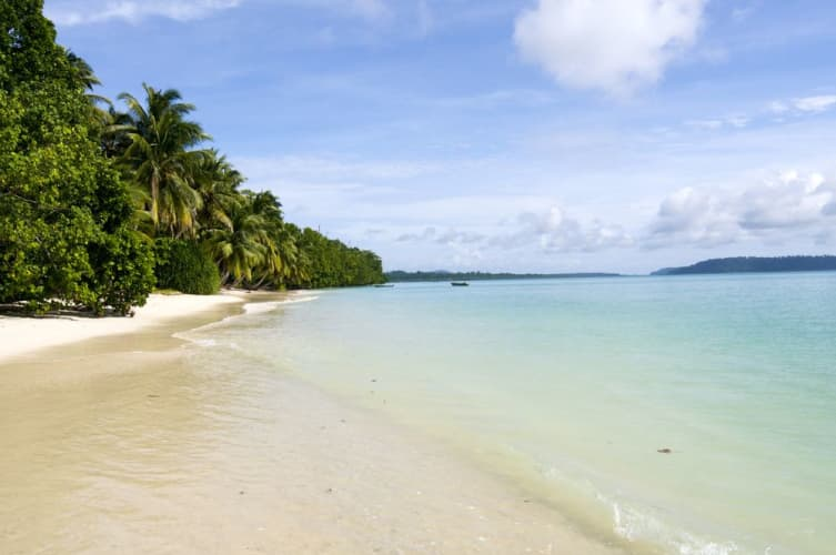 Relaxing Honeymoon to Andaman for 5 Nights