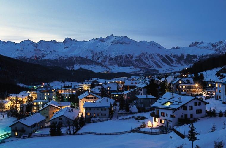 Swiss Panoramic Train Holiday