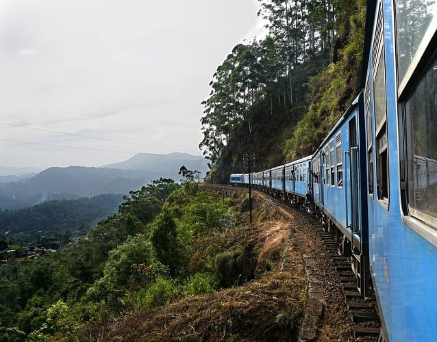Tropical Sri Lanka